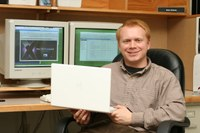 Meet the Department: Brian Roberg